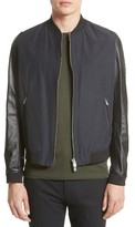 The Kooples Men's Bomber Jacket