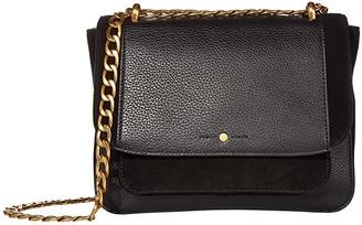 J.Crew Large Chain Shoulder Bag (Black) Handbags