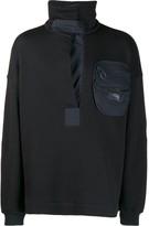 Damir Doma Patch Pocket Sweater