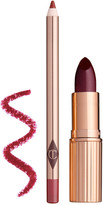 Charlotte Tilbury Luscious Lip Slick Crimson