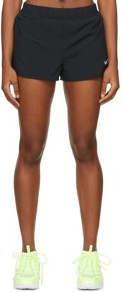 Nike Black NikeCourt Flex Shorts