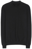 Rick Owens Cotton Sweatshirt