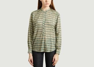 Hartford Cotton Veil Cody Shirt - 3