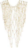 Rosantica Chimera Gold-tone Pearl Body Chain - one size