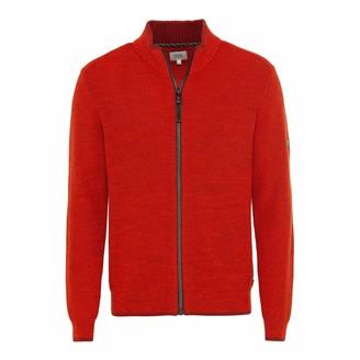 Camel Active Men's 4095194k1954 Cardigan Sweater