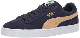 Puma Men's Suede Classic Sneaker Light Sky Team