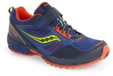 Saucony Toddler Boy's 'Excursion Shield' Water Resistant Trail Shoe