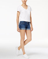 Hudson Croxley Cuffed Denim Shorts