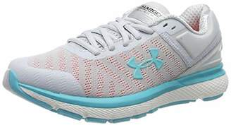Under Armour Women's Charged Europa 2 Competition Running Shoes, Grey (Halo Gray/Peach Plasma/Breathtaking Blue 103), /37.5 EU