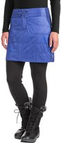 Mountain Hardwear Trekkin Printed Skirt - Insulated (For Women)