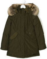 Woolrich Kids - Luxury artic parka - kids - Feather Down/Polyamide/Polyester - 14 yrs