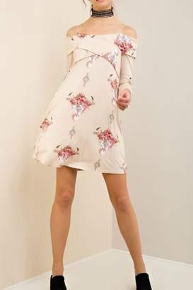 Entro Western Floral Dress