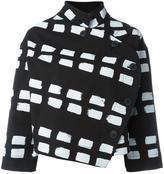 Vivienne Westwood three-quarters sleeve biker jacket