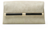 Diane von Furstenberg 440 Envelope Stardust Leather Clutch