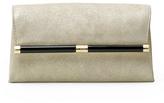 Diane von Furstenberg 440 Envelope Stardust Leather Clutch