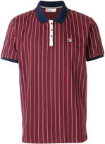 Fila striped polo shirt