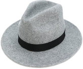 DSQUARED2 fedora hat - women - Wool Felt - S