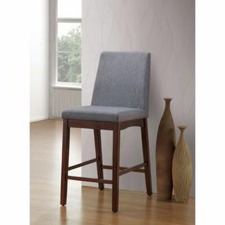 Brayden Studio Hewson Midcentury Upholstered Dining Chair Brayden Studio