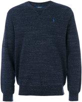 Polo Ralph Lauren crew neck jumper - men - Cotton - S