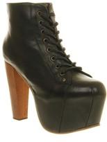 Jeffrey Campbell Lita Platform Ankle Boots