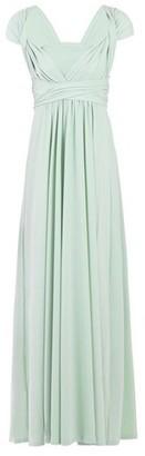 Dorothy Perkins Womens Jolie Moi Light Green Bridesmaid Maxi Dress, Green