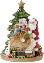 Fitz & Floyd Figurine Gifts from Santa Musical Collectible Figurine
