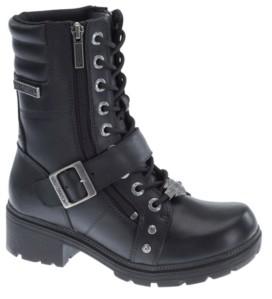 Harley-Davidson Women's Talley Ridge Lug Sole Boot Women's Shoes