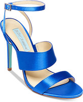 Blue By Betsey Johnson Jenna Strappy Evening Sandals Women's Shoes