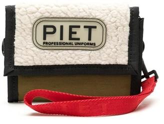 Piet Logo Strap Wallet