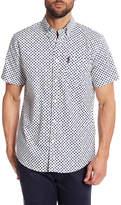 Ben Sherman Short Sleeve Pattern Shirt