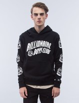 Billionaire Boys Club New Curve Logo Hoodie