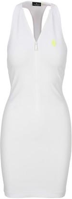 Marcelo Burlon County of Milan Mini Dress Zip