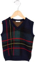 Dolce & Gabbana Boys' Wool Sweater Vest