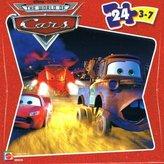 Mattel Disney Pixar Cars Lightning McQueen, Mater & Combine 24 Piece Puzzle [Toy]