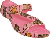 Dawgs Women's Mossy Oak Z Sandal