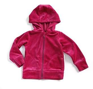 Camilla And Marc Mundo melocotón Baby Girls' Sweatshirt Raspberry 116 cm