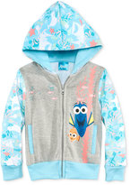 Nannette Disney's Dory Fleece Hoodie, Little Girls (2-6X)