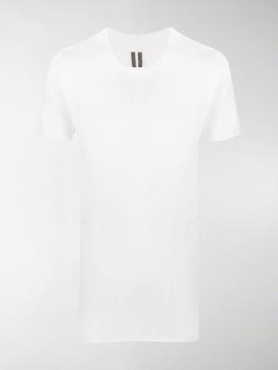 Rick Owens jersey long-length T-shirt