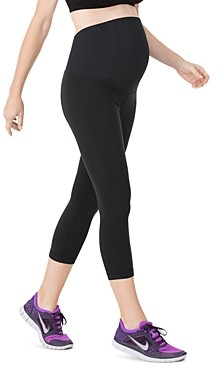 Ingrid & Isabel Maternity Active Capri Leggings