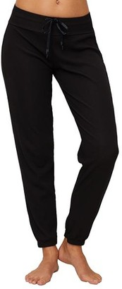 PJ Harlow Dena Ribbed Modal Lounge Pants