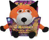 Bed Bath & Beyond J-AnimalsTM Fox Medium Wearable Stuffed Animal