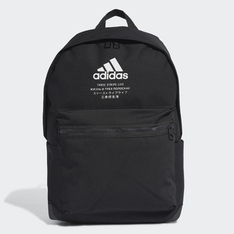 adidas Classic Twill Fabric Backpack