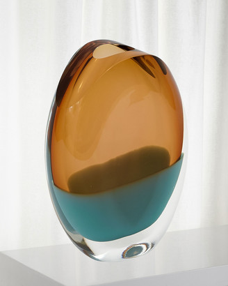 Global Views Small Oval Vase