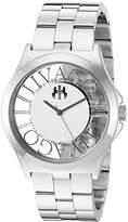 Jivago Women's 'Fun' Swiss Quartz Stainless Steel Casual Watch (Model: JV8410)
