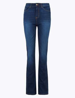 Marks and Spencer Eva Bootcut Mid Rise Jeans