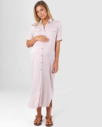 LEGOE. Lover Shirt-Dress
