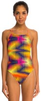 Nike Shutter Cut Out Tank One Piece Swimsuit 8137596