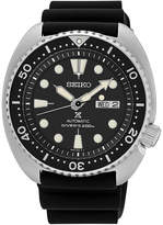 Seiko Dive Mens Black Bracelet Watch-Srp777