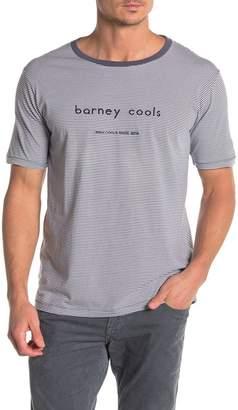 Barney Cools B. Cool Stripe Print T-Shirt