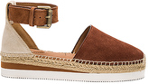 See by Chloe Ankle Strap Espadrille in Tan. - size 39 (also in )